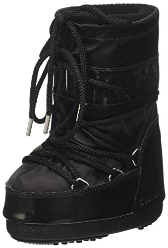 Moon Boot Women's Glance Snow Boots Black free shipping fashion Style xV6aDuAIVy