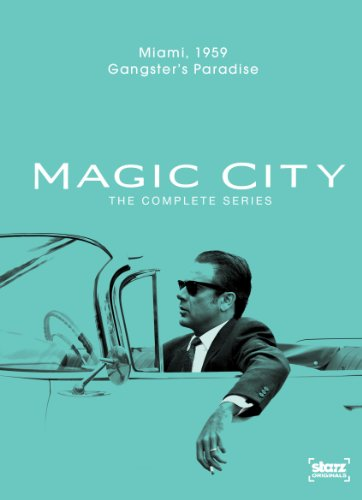 DVD : Magic City Ssn 1 and 2 Combo (Boxed Set, 6 Disc)