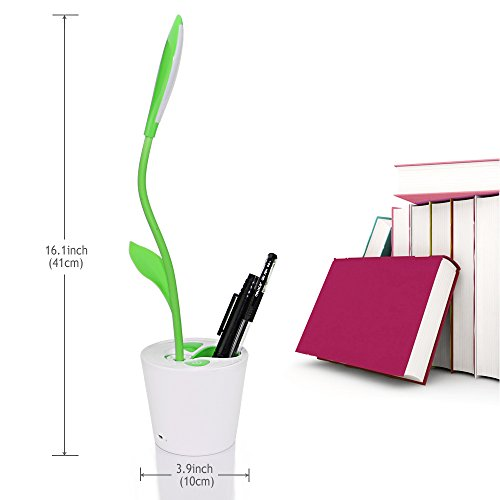 Iegrow Flexible Usb Touch Led Desk Lamp With 3 Level