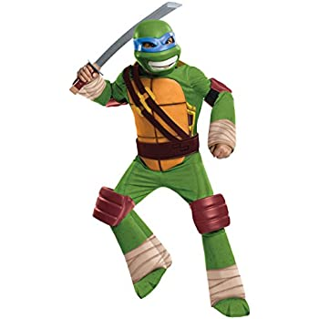 Amazon.com: Teenage Mutant Ninja Turtles Leonardo Electronic ...