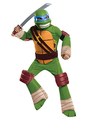 Teenage Mutant Ninja Turtles Leonardo TV Boys Deluxe
