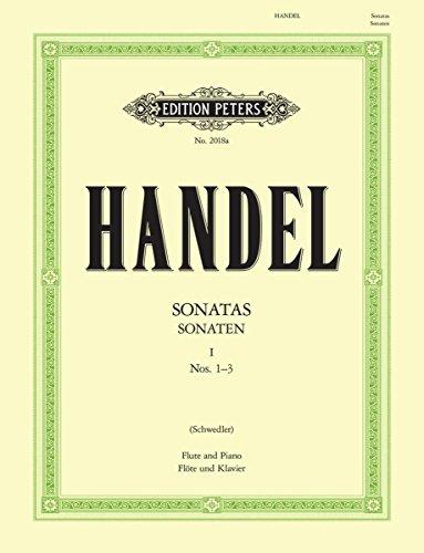 - Handel: Flute Sonatas - Volume 1
