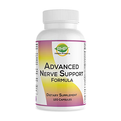 Advanced Nerve Support Formula. Comprehensive Nutritional Support for Neuropathy Pain Relief. 120 Capsules Review