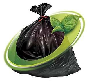 Amazon Com Mint X Mx3858xhb Trash Bag 60 Gal Ldpe Black