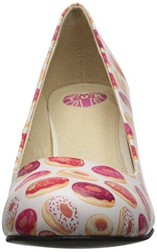 Multi Print Donut Heels Antipop T Women's Colour Shoes k u 4x7qc8TA
