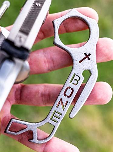 Bone Breaker EDC Keychain Multitool