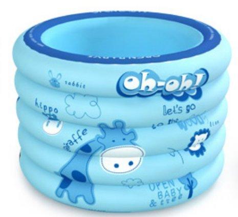 Baby Schwimmbad/Aufblasbare Planschbecken/Baby-Pool/Home Schwimmbad für Kinder/Adult Super Verdickung Pool-C