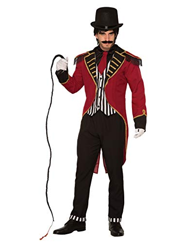 Forum Novelties Dashing Ringmaster-Std, Multi Color