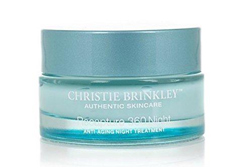 Christie Brinkley Authentic Skincare Recapture 360 Night Treatment Cream 1.5 Oz 45mL