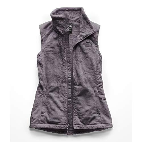 (The North Face Women's's Osito Vest - Rabbit Grey Heather - M)