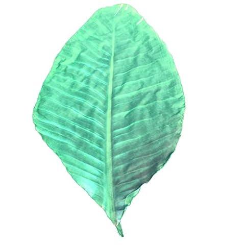 Hatop Ellipse Leaf Shape Hippie Tapestry Beach Picnic Throw Yoga Mat Towel Blanket (A) - Elmos Shape