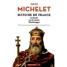 Histoire de France - tome 1 La Gaule, les invasions, Charlemagne (Equateurs poche) (French Edition)
