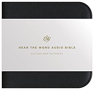 Hear the Word Audio Bible: English Standard Version, Black Zipper Case (143350295X) | Amazon Products