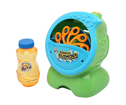Imperial Toy Bubble Blitz Bubble Blowout Party Machine