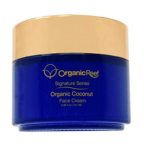 Best Organic Anti-Aging Face Cream - Day and Night Cream to Smooth Wrinkles for Women and Men, Moisturizer with Organic Coconut Oil, Lavender, Essential Oils, Retinol (Vitamin A), Vitamins D3 and E