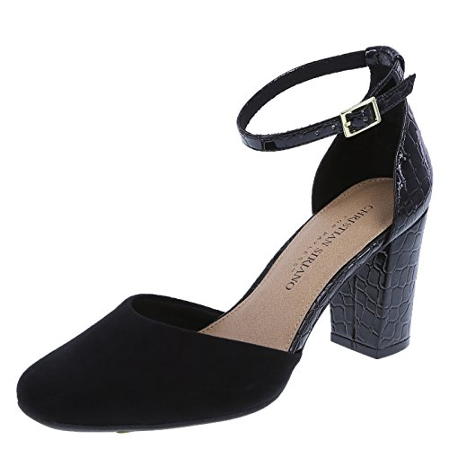 71adeb8813e Christian Siriano for Payless Women s Millie 2-Pc. Block Heel delicate