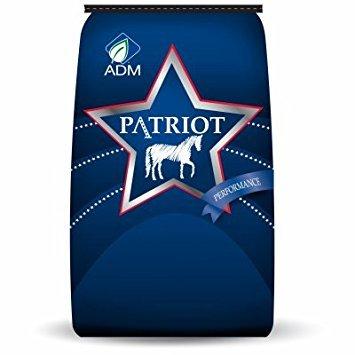 (ADM ANIMAL NUTRITION 50 lb Patriot Performance 14 Horse Feed )