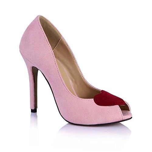 rose à fine chaussures Cliquez chaussures femmes sur little automne fish haut les satin astuce produits femmes nouveaux talon Or6T7qOw