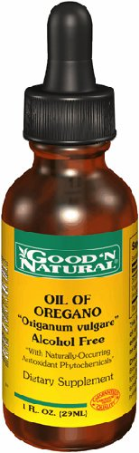 Oil of Oregano Good 'N Natural 1 oz Oil