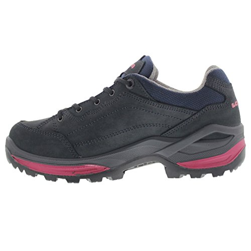 Lowa Womens Renegade Gore-Tex Lo Nubuck Shoes