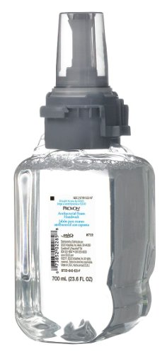 Gojo - 8821-03 - Unscented Foam Hand Soap, 1250mL Cartridge, 3 PK