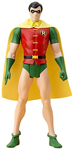 Retro Batman And Robin Costumes (Kotobukiya Dc Comics Robin Classic Costume Artfx+)