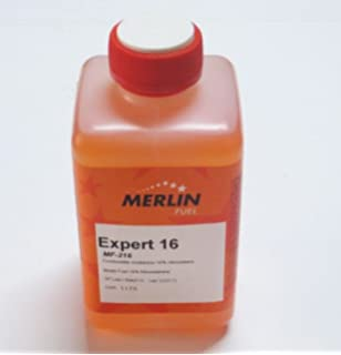 Merlin Fuel - Combustible 16% Automodelismo 1L Merlín Expert16 - MF-216