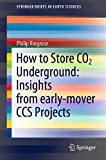 How to Store CO2 Underground: Insights from