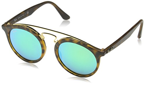 Ray-Ban Gatsby I Sunglasses (RB4256) Tortoise/Green Plastic - Non-Polarized - - Ban Ray Spectacles