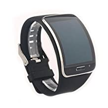 VAN-LUCKY Multi color optional Smartwatch Band for Samsung Galaxy Gear S Watch Replacement Bands(only watch strap)