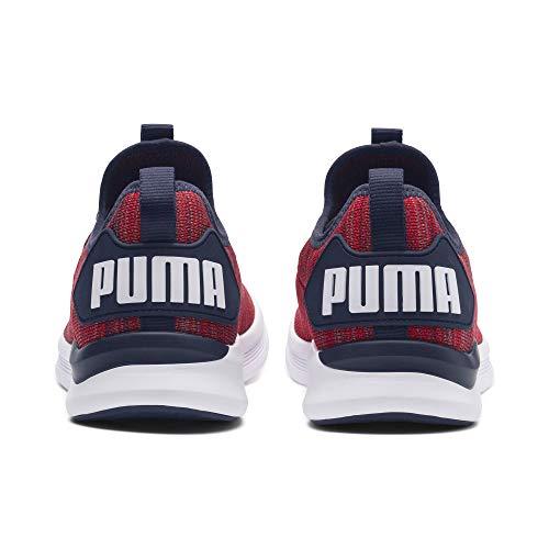 Ruban Enflamment blanc Cross Herren Evoknit caban Rouge Pumas Flash trainer x4wZY5n5q