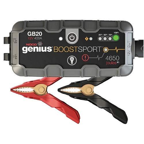 Noco Genius Gb20 Boost Sport Jump Starter - 400a