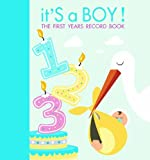 img - for It's a Boy!: The First Years Record Book book / textbook / text book