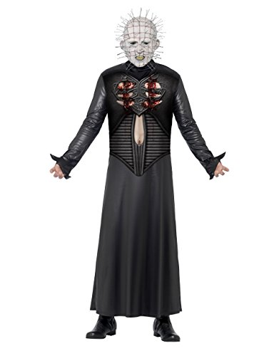 Hellraiser Men's Costume Pinhead Outfit Chest Waist Inseam Large (42-44