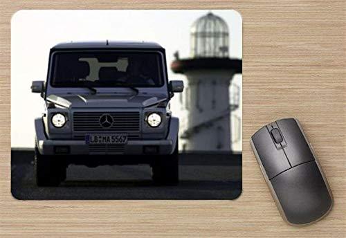 Kompressor Pad - Mercedes-Benz G55 AMG Kompressor 2004 Mouse Pad, Printed Mousepad