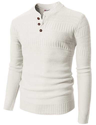 H2H Casual Pullover Sweater Various