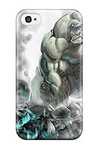 Caronnie Fashion Protective Hulk Case Cover For Iphone 4/4s