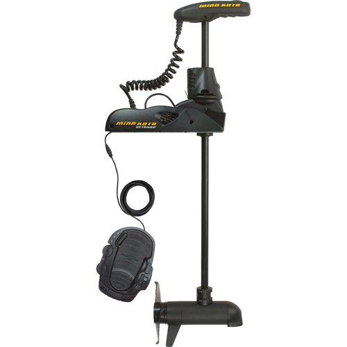 Minn Kota 1358900 Ulterra Trolling Motor with US2 and i-Pilot, 80-Pound/60-Inch/24V
