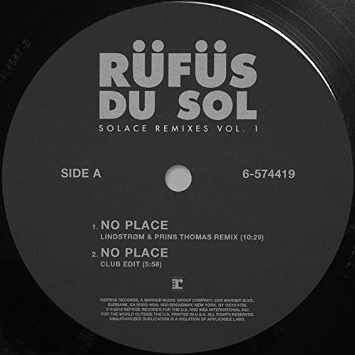 Solace Remixes Vol. 1
