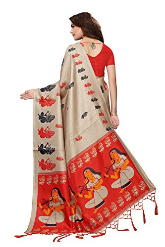 ANNI-DESIGNER-Khadi-Silk-With-Blouse-Piece-Saree
