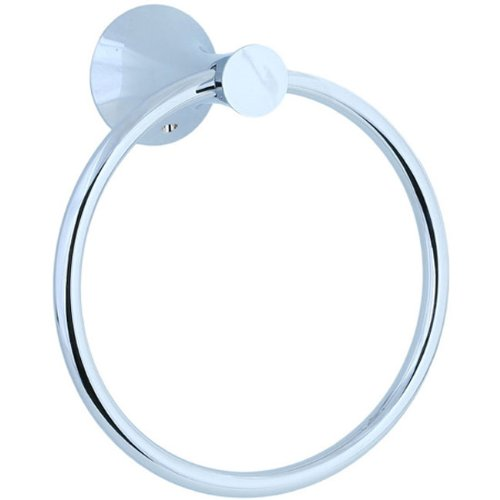 Cifial 445.440.625 Brookhaven Crown Towel Ring, Polished Chrome by Cifial B000ICIPCU