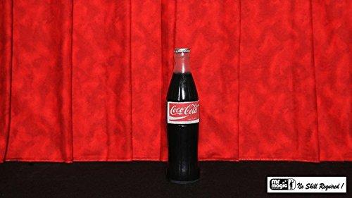 Vanishing Coke Bottle by Premium Magic - Bottle Magic Trick