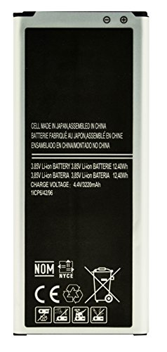 Bastex Note 4 Battery 3220 mAh Li-Ion Battery for The Samsung Galaxy Note 4 Spare Battery