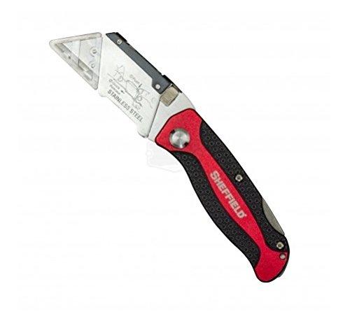 Sheffield 12311 Utility Knife (Aluminum Knife Sheffield)