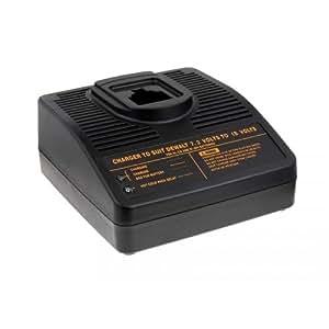 Cargador de batería Black & Decker Destornillador eléctrico KC1462F