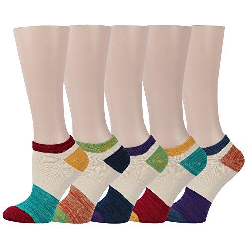 RioRiva Women Fashion Designs Socks