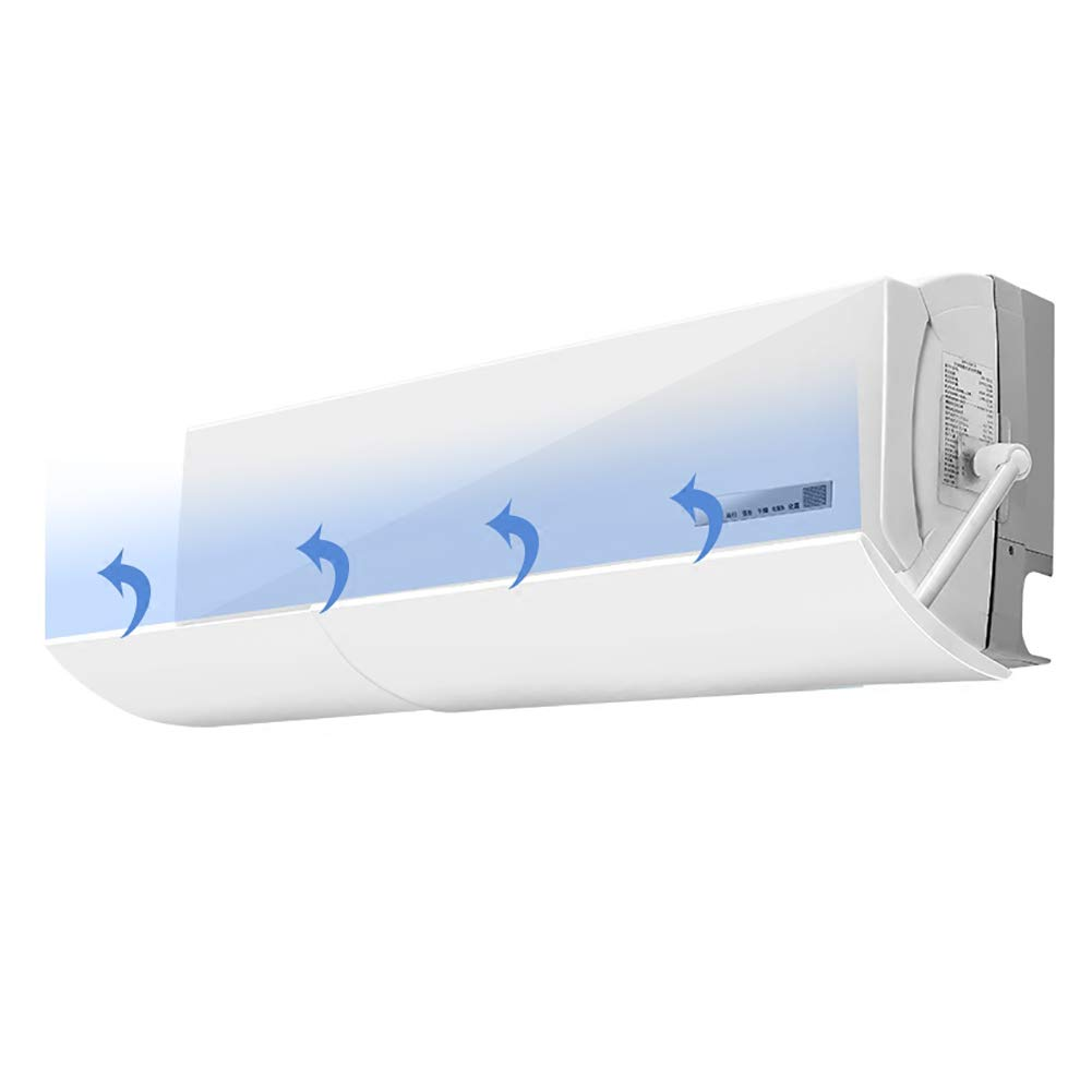 Air Conditioning Wind Deflector Universal Anti Direct Blowing Wall-Mounted Bedroom Wind Shield Windproof Baffle