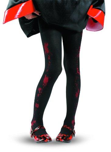 Blood Splatter Costume, Red/Black, One Size