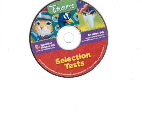 Selection Tests Grades 1-6 (Treasures)