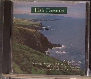 Dream Instrument - IRISH DREAMS celtic instruments with dulcimer Alisa Jones CD